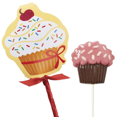 Lollipop Wrap Kit Cupcake 8 CT