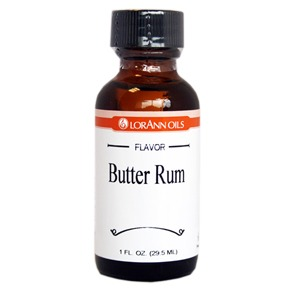 LorAnn 1 Ounce Butter Rum Flavor