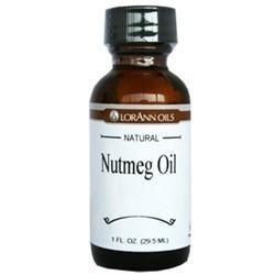 LorAnn 1 OZ Nutmeg Oil