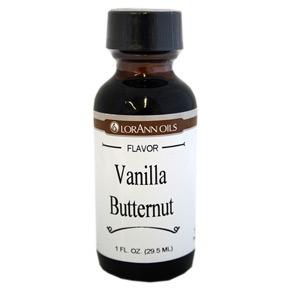 LorAnn 1 Ounce Vanilla Butternut
