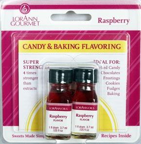 LorAnn 2-Dram Raspberry