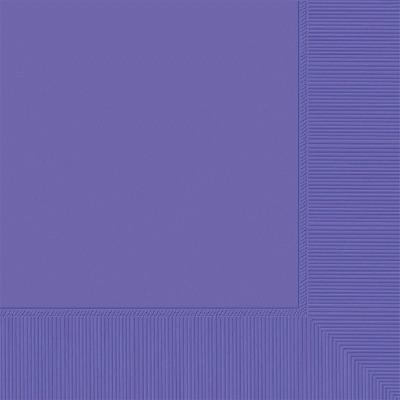 Lunch Napkin 50 CT Purple