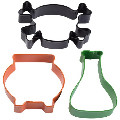 Mad Scientist Cookie Cutters 3