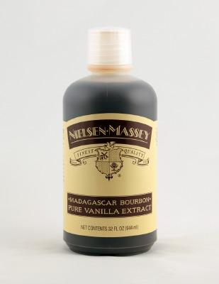 Madagascar Pure Vanilla Quart
