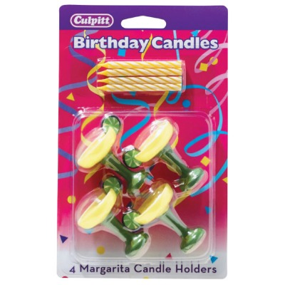 Margarita Candle Holder