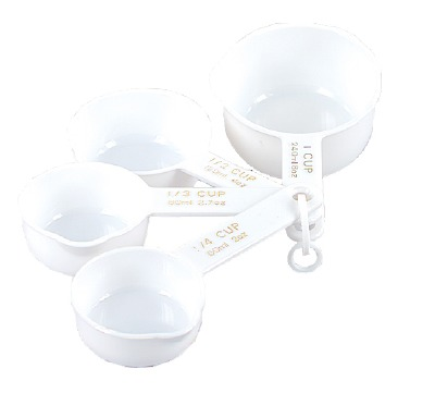 Measuring Cup Set - White