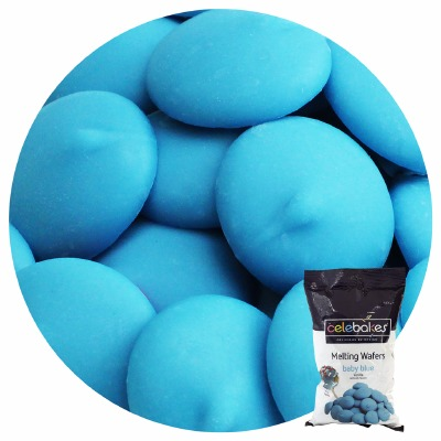 Merckens 1 LB Blue Chocolate