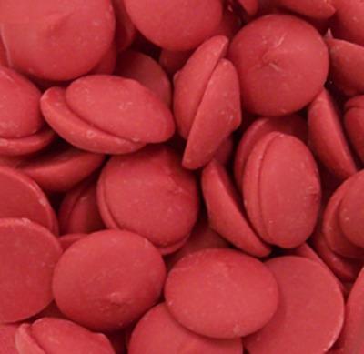 Merckens 1 LB Red Chocolate