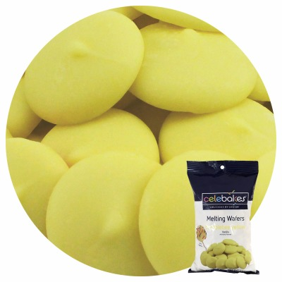 Merckens 1 LB Yellow Chocolate