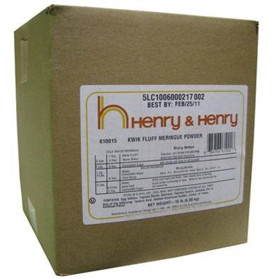 Meringue Powder 15 LB