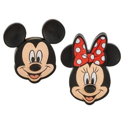 Mickey & Minnie Cupcake Rings