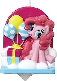 My Little Pony Candle