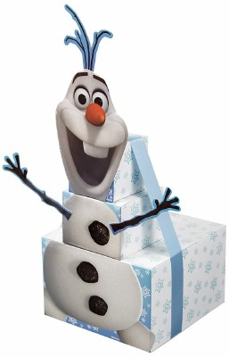 Olaf Stacked Cookie Box 3CT.