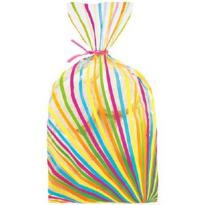 Party Bag Colorwheel 20 CT