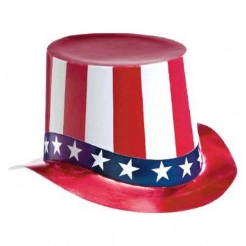 Patriotic Top Hat