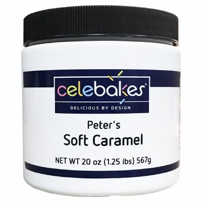 Celebakes Peter's 1.25 lbs Soft Caramel