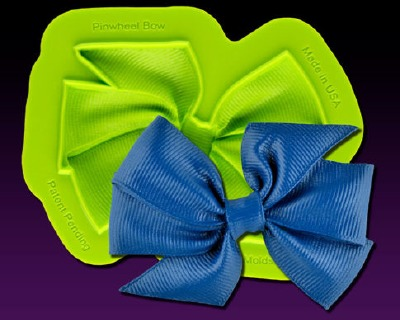 Pinwheel Bow Mold