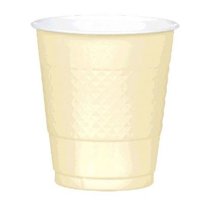 Plastic 12 OZ Cup 20 CT Van Creme