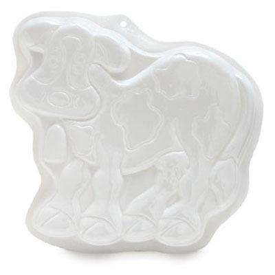 Plastic Pan - Cow