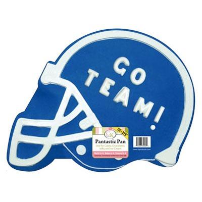 Plastic Pan - Football Helmet