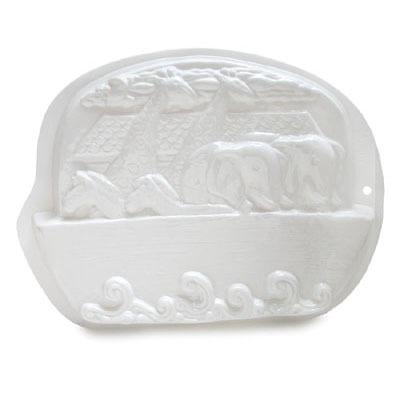 Plastic Cake Pan - Noahs Ark