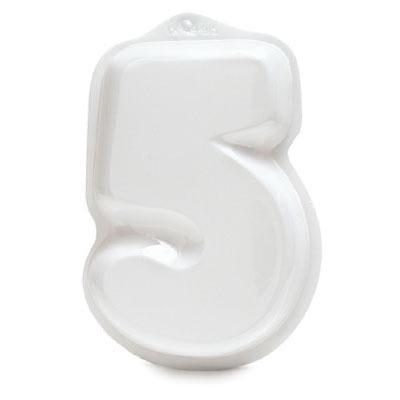 """Plastic Pan - Number """"5"""""""
