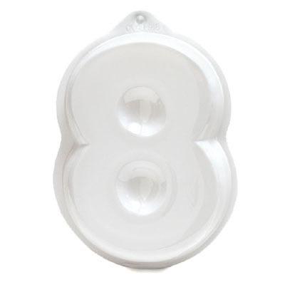 """Plastic Pan - Number """"8"""""""
