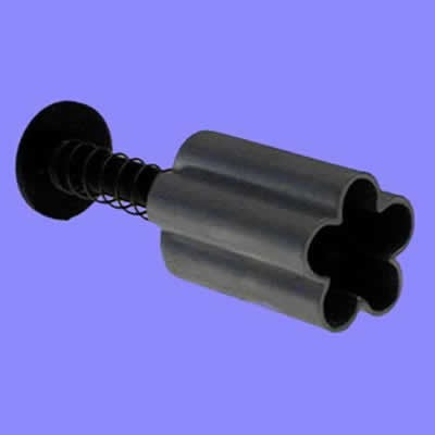 PME Blossom Plunger/Cuttr 3/8""