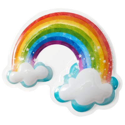 Pop Top Rainbow with Clouds