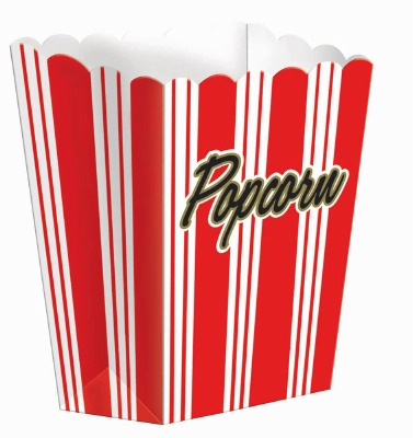 Popcorn Box - Small