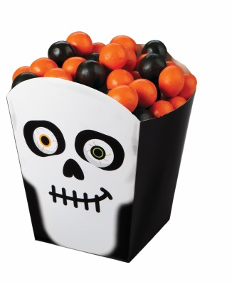 Monster Popcorn Box Kit 4 CT