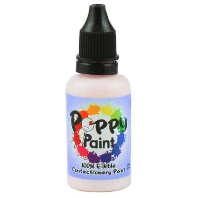Peach Poppy Paint