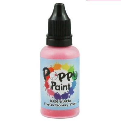 Sweetheart Poppy Paint