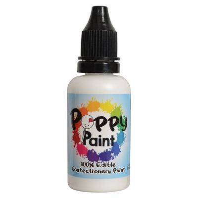 White Poppy Paint
