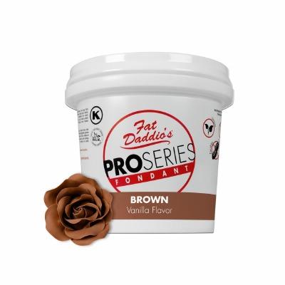 PRO Fondant Chocolate 5 LBS