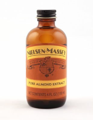 Pure Almond Extract 4 OZ