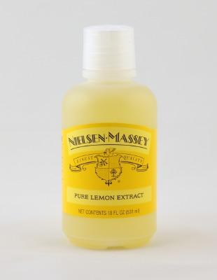 Pure Lemon Extract 18 OZ