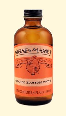 Pure Orange Blossom Water 4 OZ