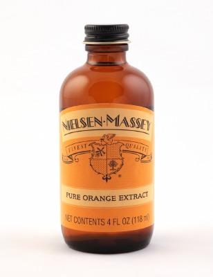 Pure Orange Extract 4 OZ