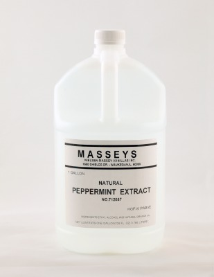 Pure Peppermint Extract 1 GAL