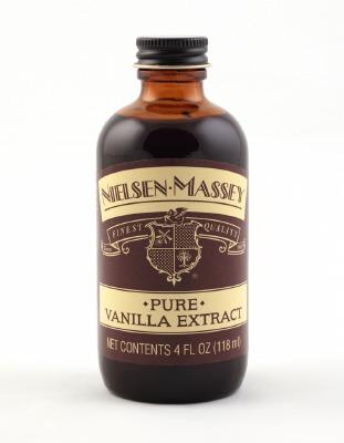 Pure Vanilla Extract 4 OZ