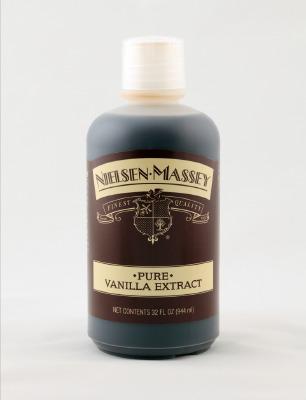 Pure Vanilla Extract Quart