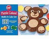 Puzzle Cake Animal Set