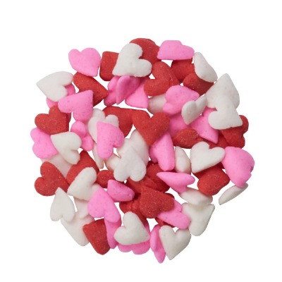 Quins Mini Hearts 2.5oz