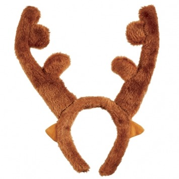 Reindeer Antler Head Band