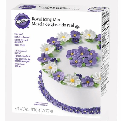 Royal Icing Mix 14 OZ