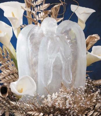 Sculptures In Ice - Angel