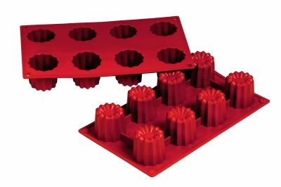 Silicone Mold Bordelai 3.1oz 8 CAV