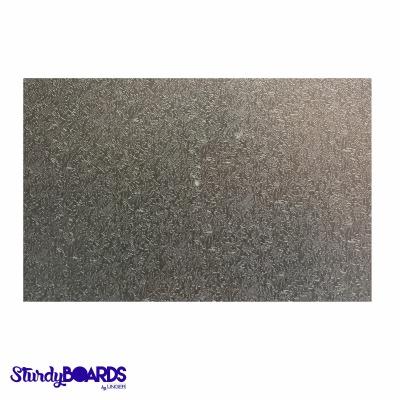 Silver Sturdy Board 1/4 Sheet