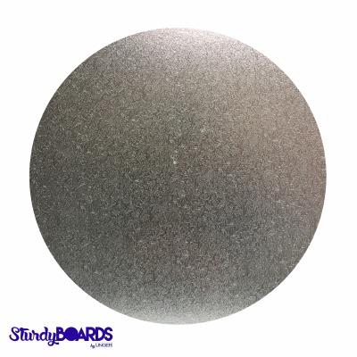 "Silver Sturdy Board Round 10"""